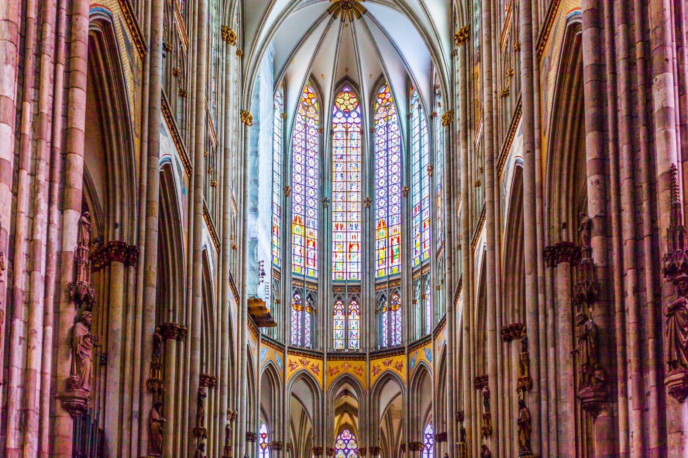 德国科隆大教堂,独一无二的窗户玻璃_图1-25
