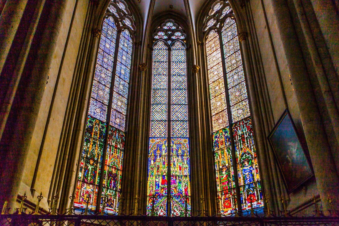 德国科隆大教堂,独一无二的窗户玻璃_图1-22