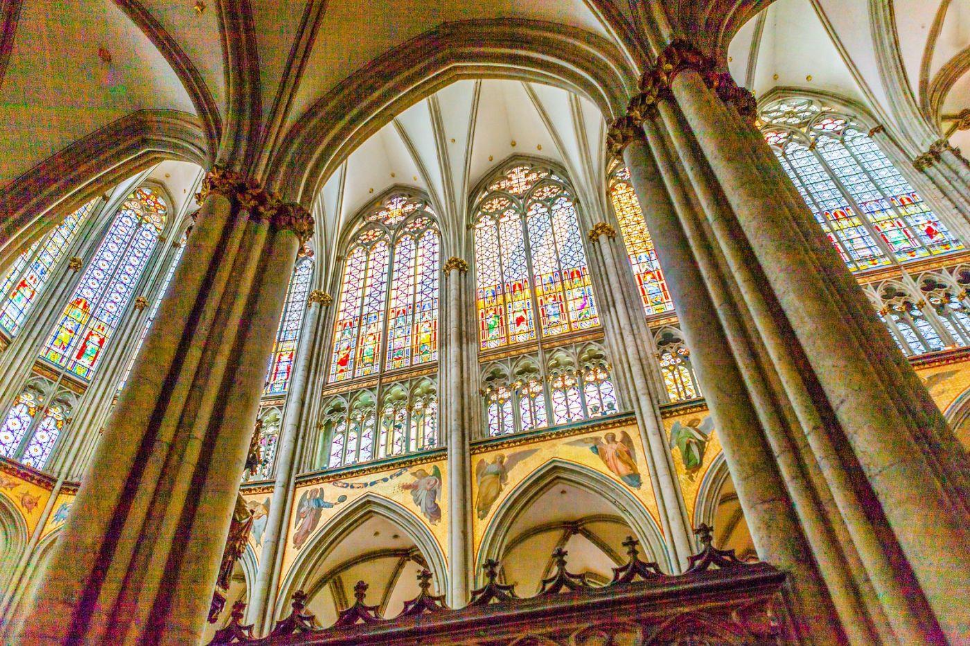 德国科隆大教堂,独一无二的窗户玻璃_图1-24
