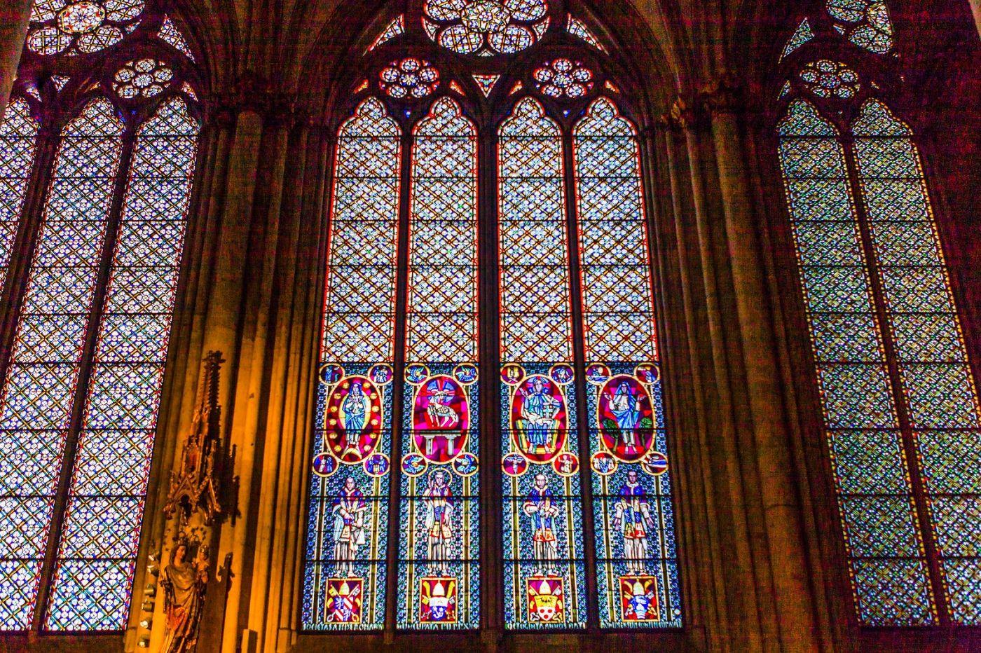 德国科隆大教堂,独一无二的窗户玻璃_图1-19