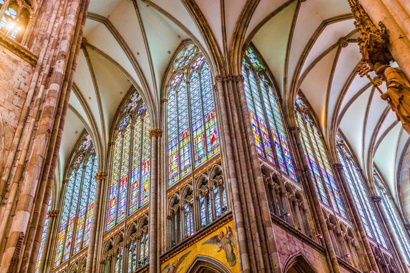 德国科隆大教堂,独一无二的窗户玻璃_图1-18