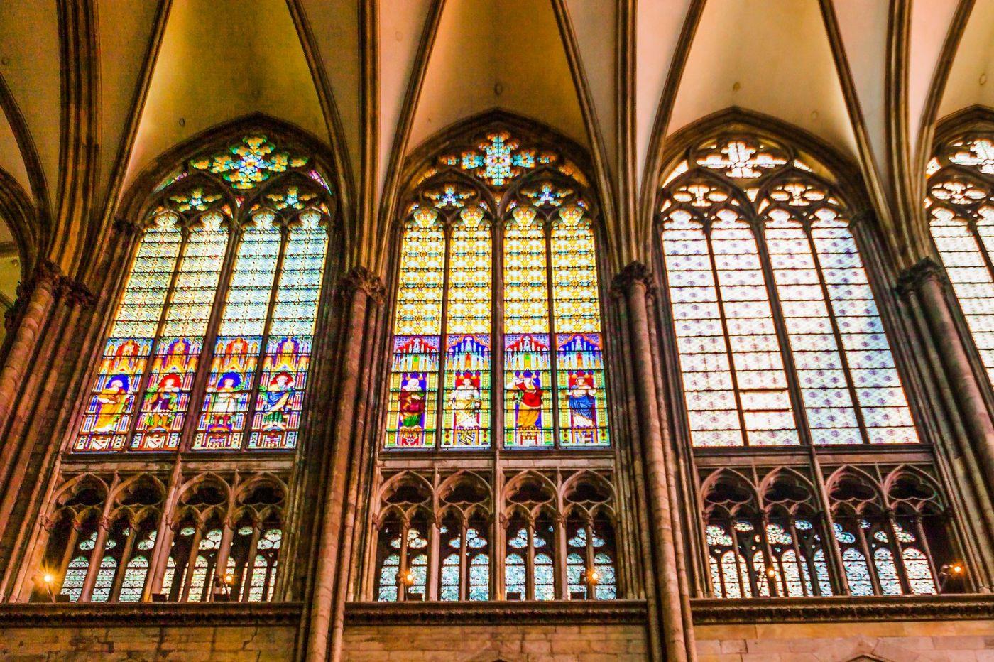 德国科隆大教堂,独一无二的窗户玻璃_图1-17