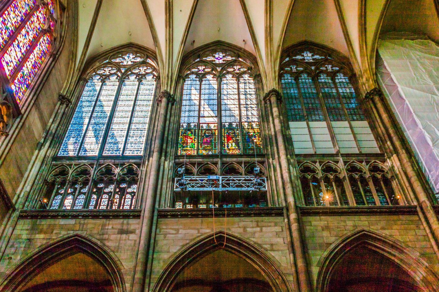 德国科隆大教堂,独一无二的窗户玻璃_图1-14