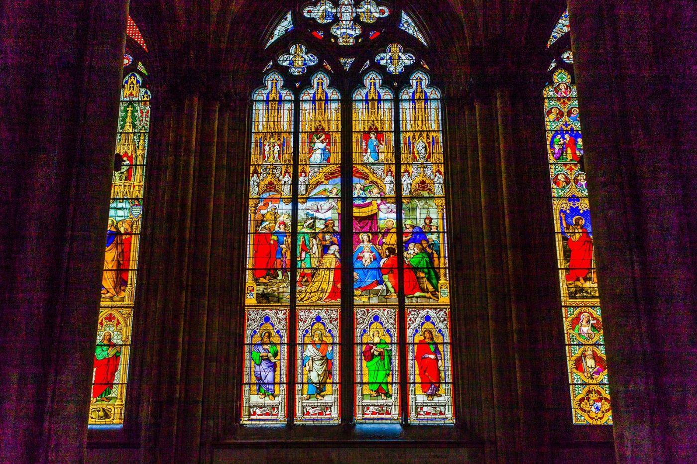 德国科隆大教堂,独一无二的窗户玻璃_图1-15