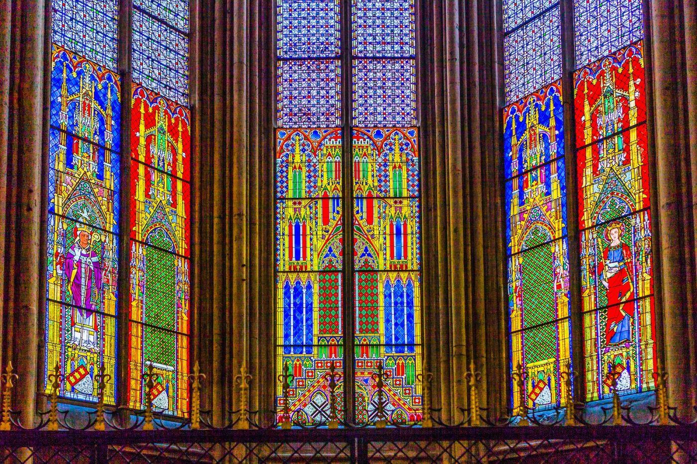 德国科隆大教堂,独一无二的窗户玻璃_图1-13