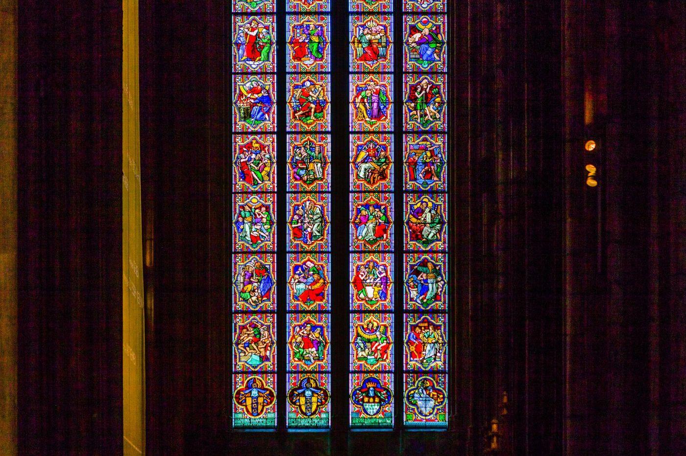 德国科隆大教堂,独一无二的窗户玻璃_图1-11