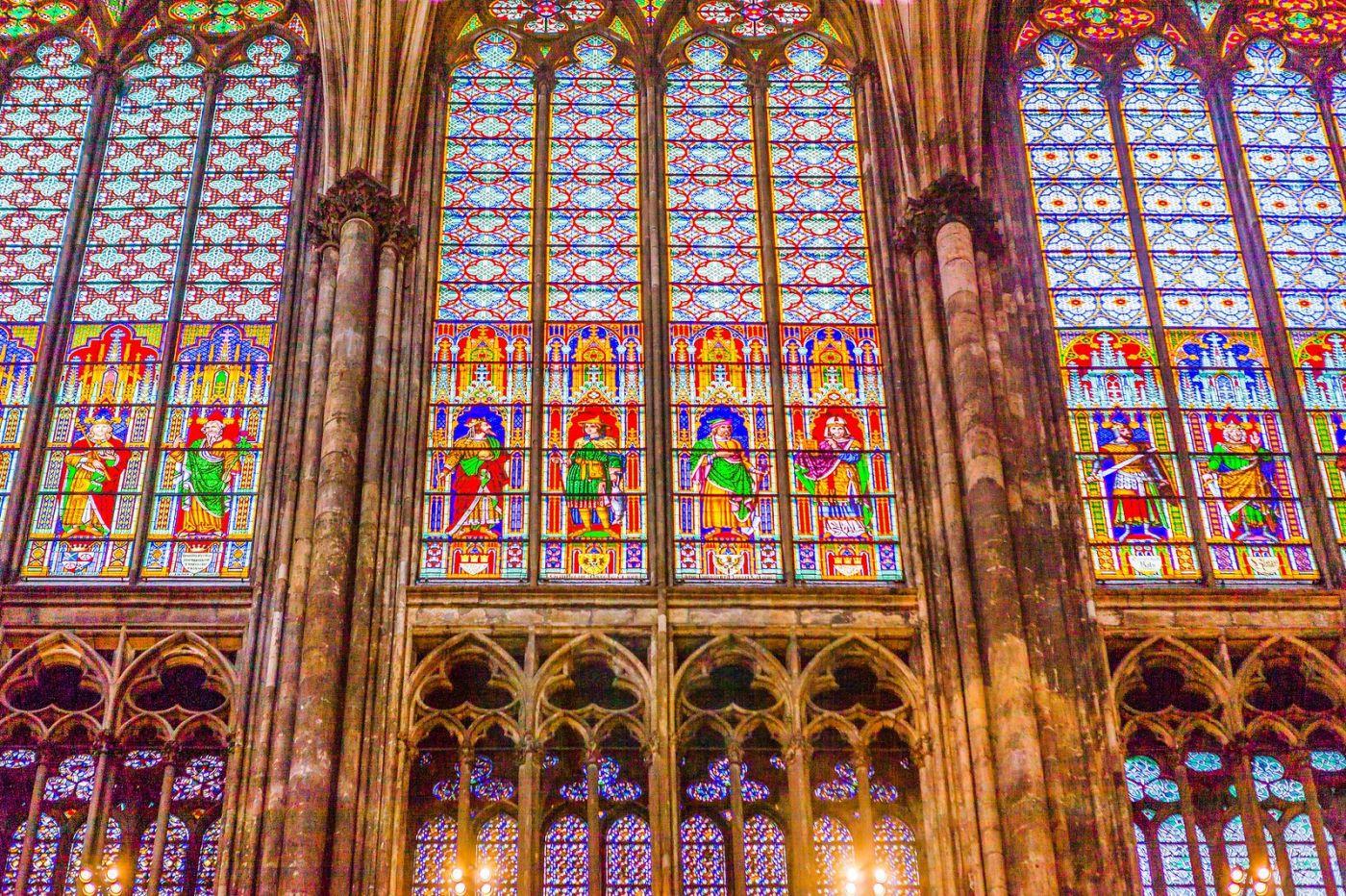 德国科隆大教堂,独一无二的窗户玻璃_图1-16