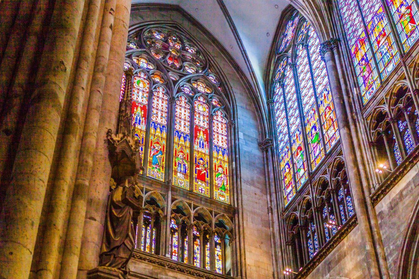 德国科隆大教堂,独一无二的窗户玻璃_图1-10