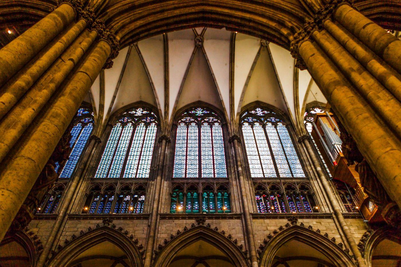 德国科隆大教堂,独一无二的窗户玻璃_图1-9