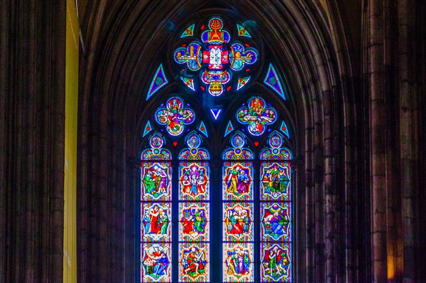 德国科隆大教堂,独一无二的窗户玻璃_图1-6