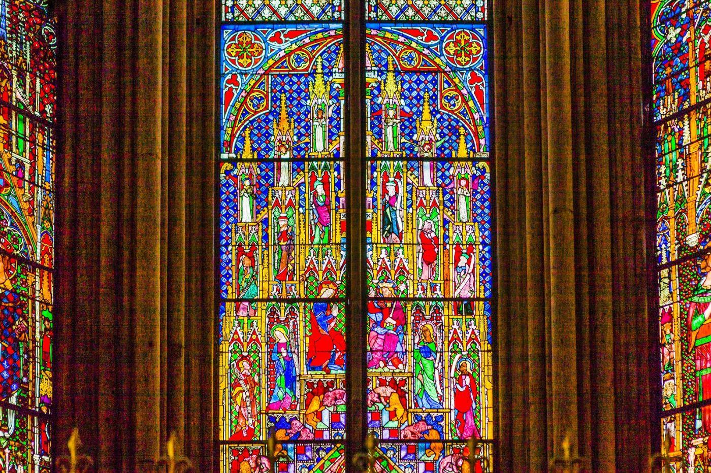 德国科隆大教堂,独一无二的窗户玻璃_图1-4