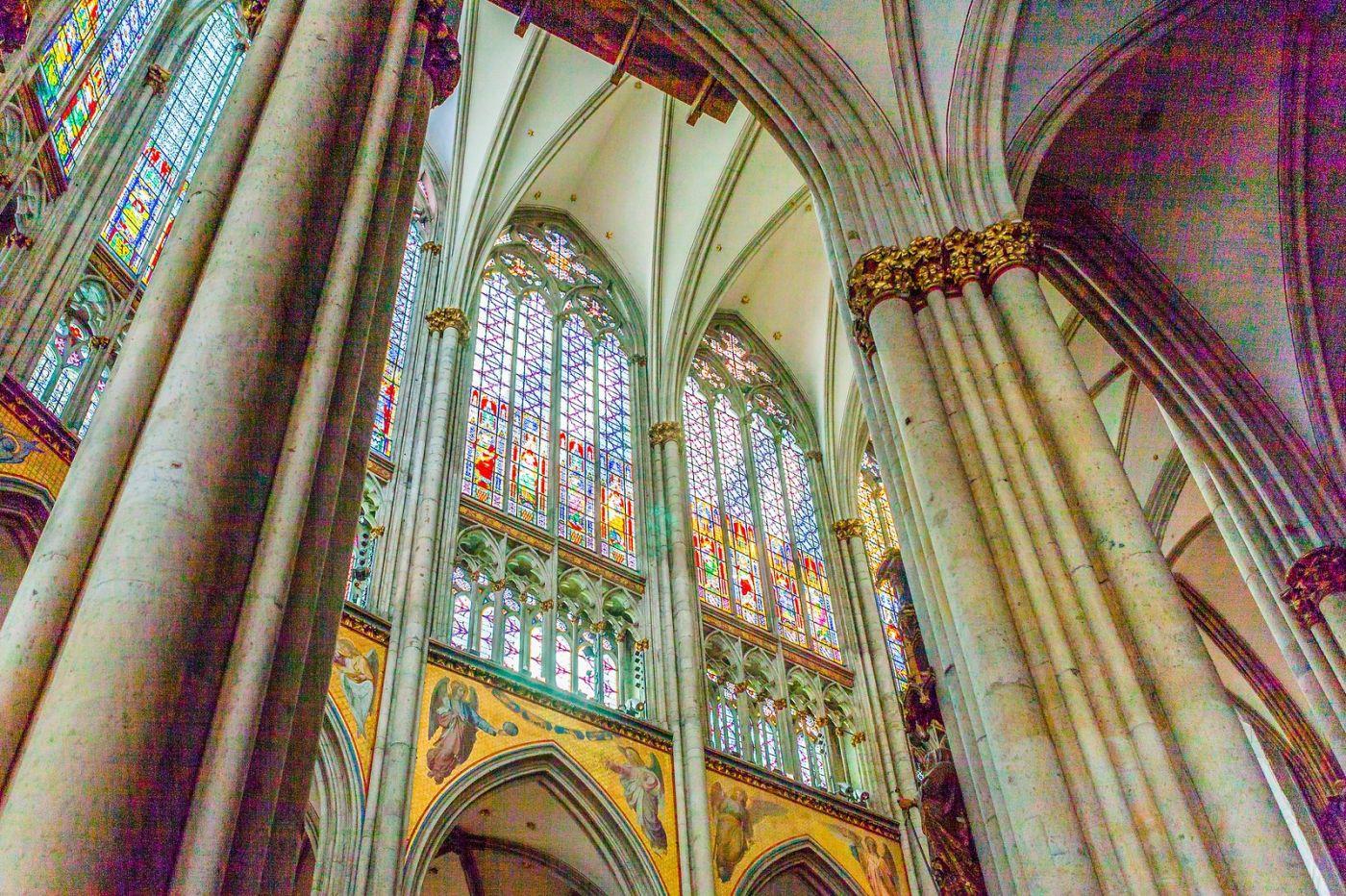 德国科隆大教堂,独一无二的窗户玻璃_图1-2