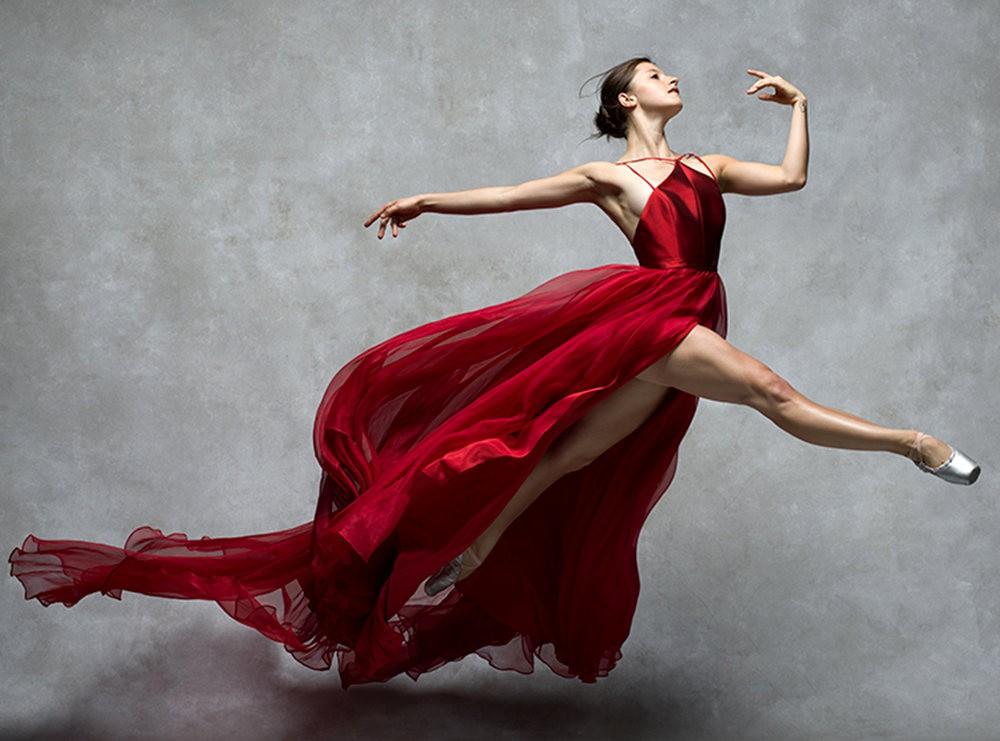 美丽的芭蕾舞_图1-1