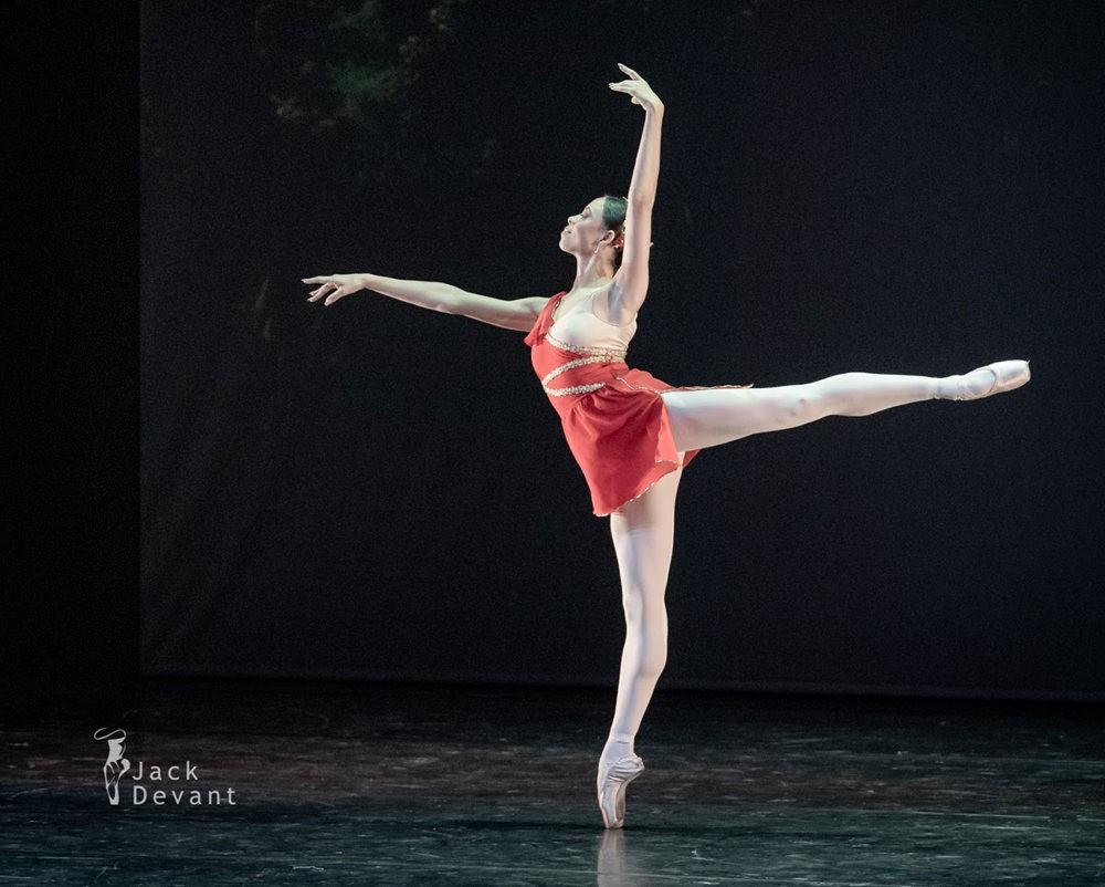 美丽的芭蕾舞_图1-2