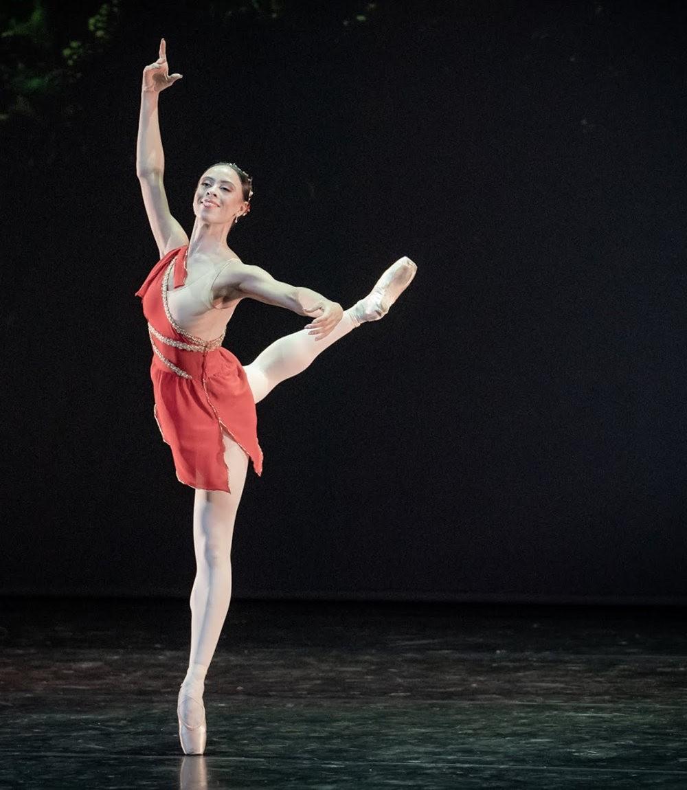 美丽的芭蕾舞_图1-3
