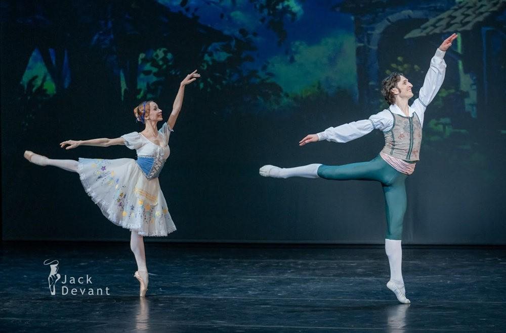 美丽的芭蕾舞_图1-5