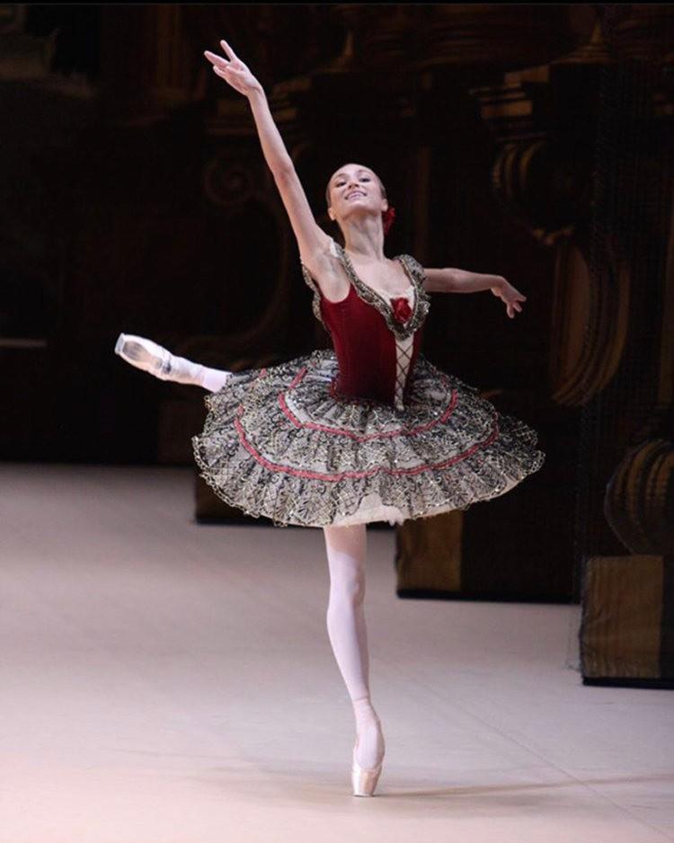 美丽的芭蕾舞---2_图1-3