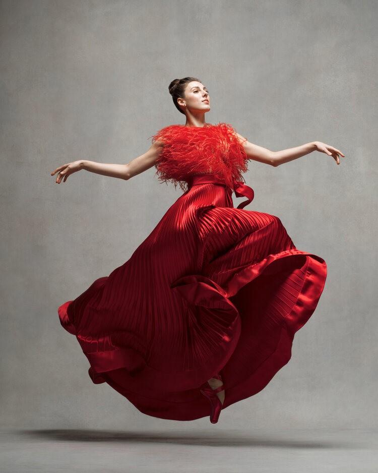 美丽的芭蕾舞---2_图1-6