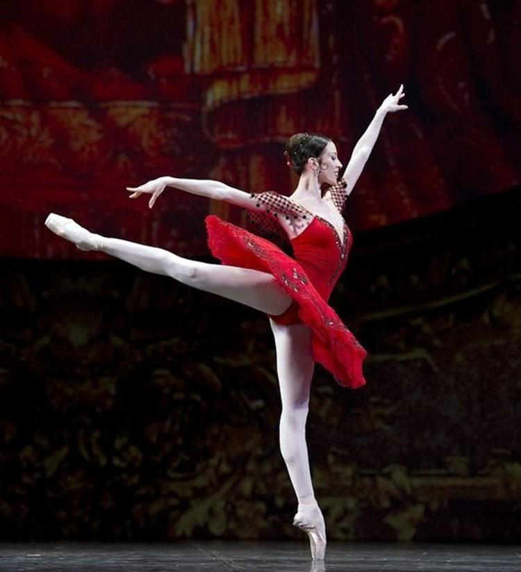 美丽的芭蕾舞---2_图1-12