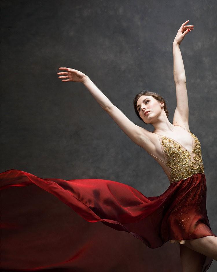 美丽的芭蕾舞---2_图1-17