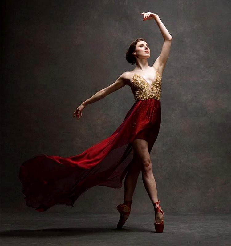 美丽的芭蕾舞---2_图1-18