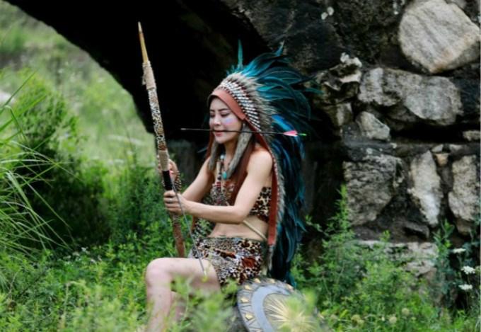 世界上唯一的纯女性部落在巴西,全族没有一个男人,繁衍后代怎么办 ..._图1-1