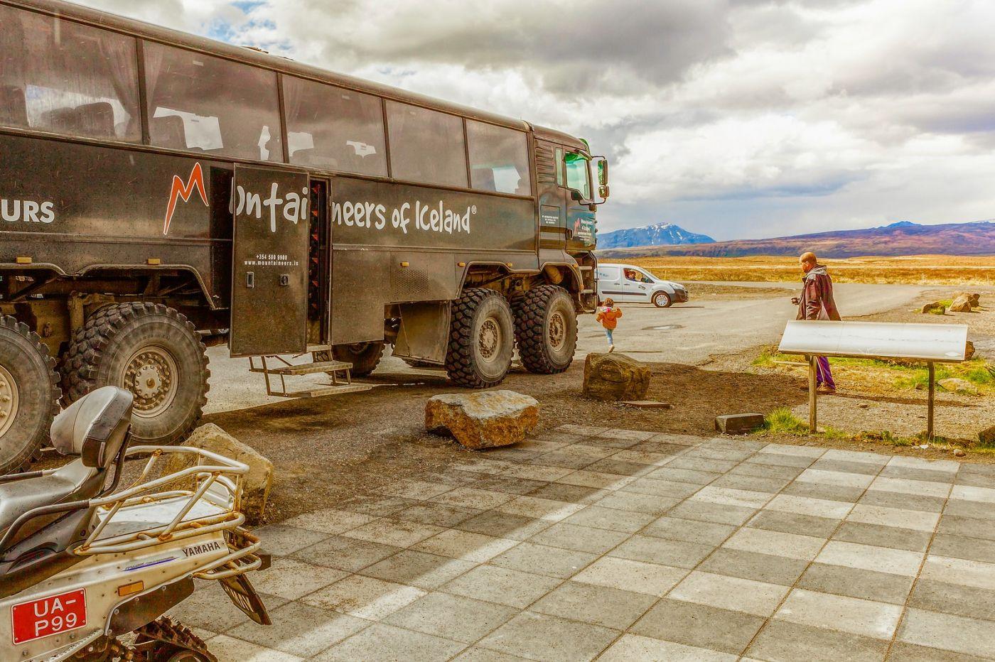 冰岛古佛斯瀑布(Gullfoss),气势磅礴_图1-20
