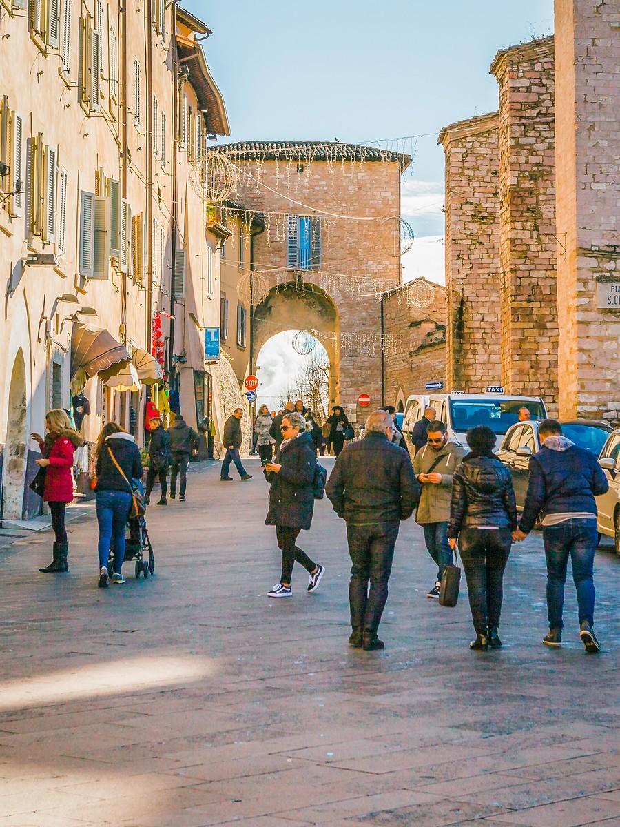 意大利阿西西(Assisi), 很有情调的小城_图1-38