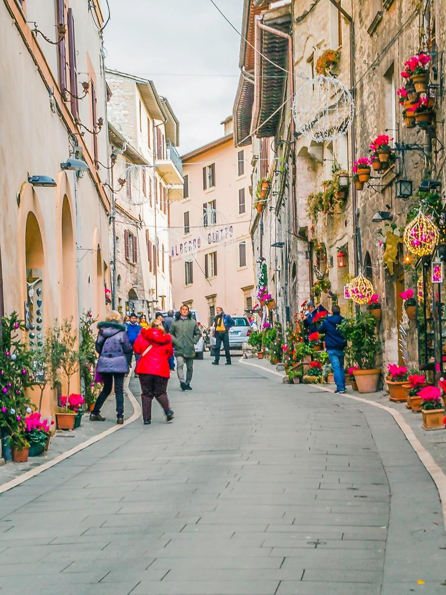 意大利阿西西(Assisi), 很有情调的小城_图1-33