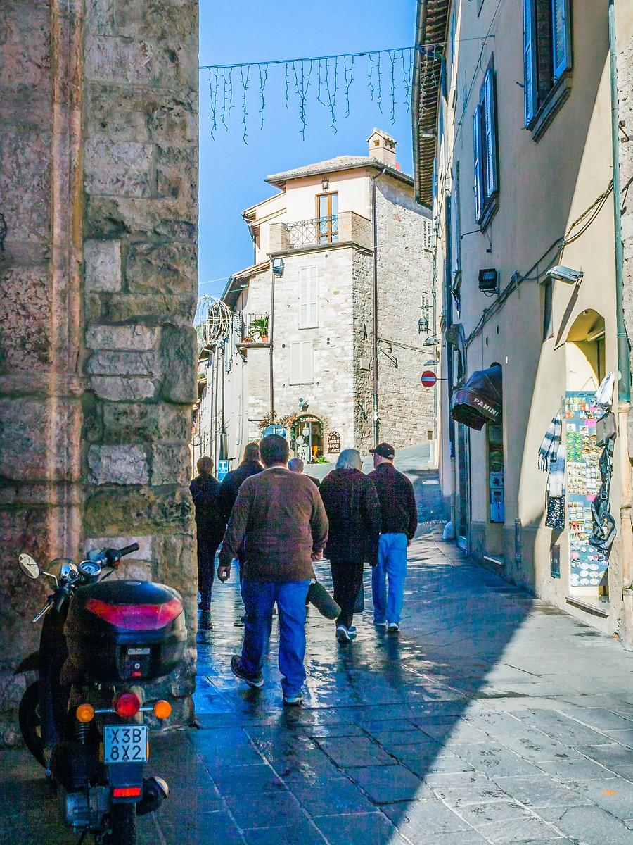 意大利阿西西(Assisi), 很有情调的小城_图1-39