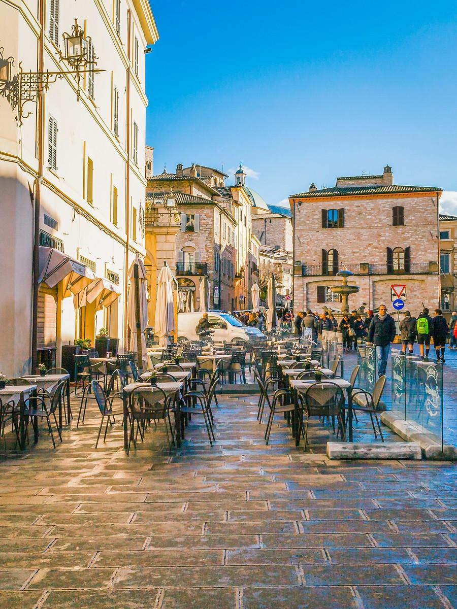 意大利阿西西(Assisi), 很有情调的小城_图1-40