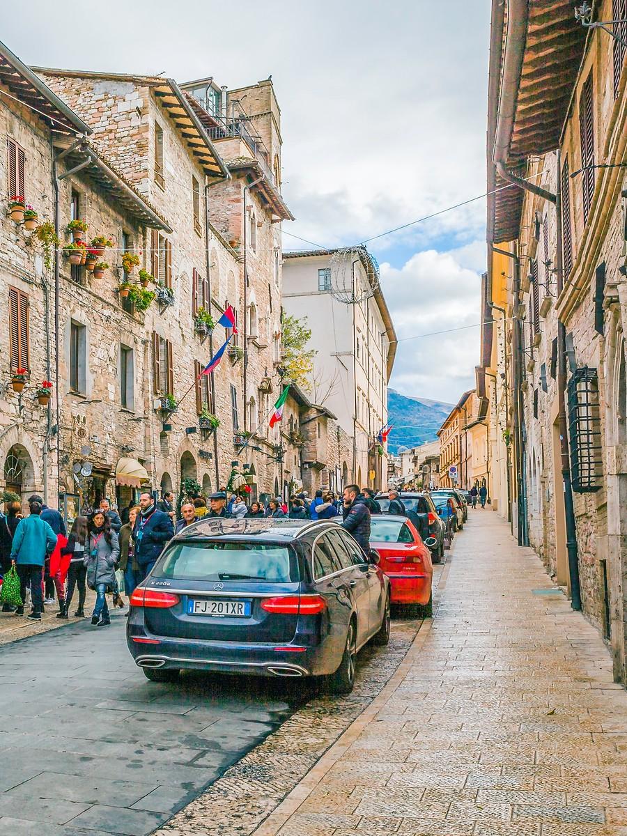 意大利阿西西(Assisi), 很有情调的小城_图1-36