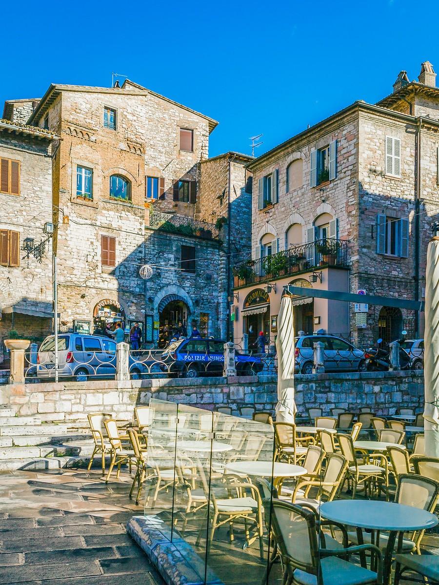 意大利阿西西(Assisi), 很有情调的小城_图1-35