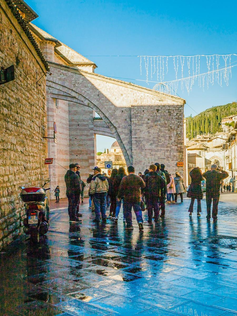 意大利阿西西(Assisi), 很有情调的小城_图1-34