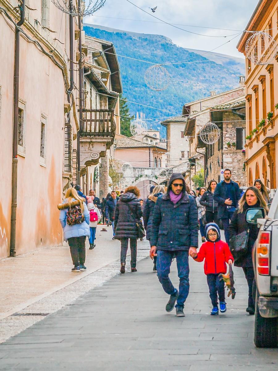 意大利阿西西(Assisi), 很有情调的小城_图1-32