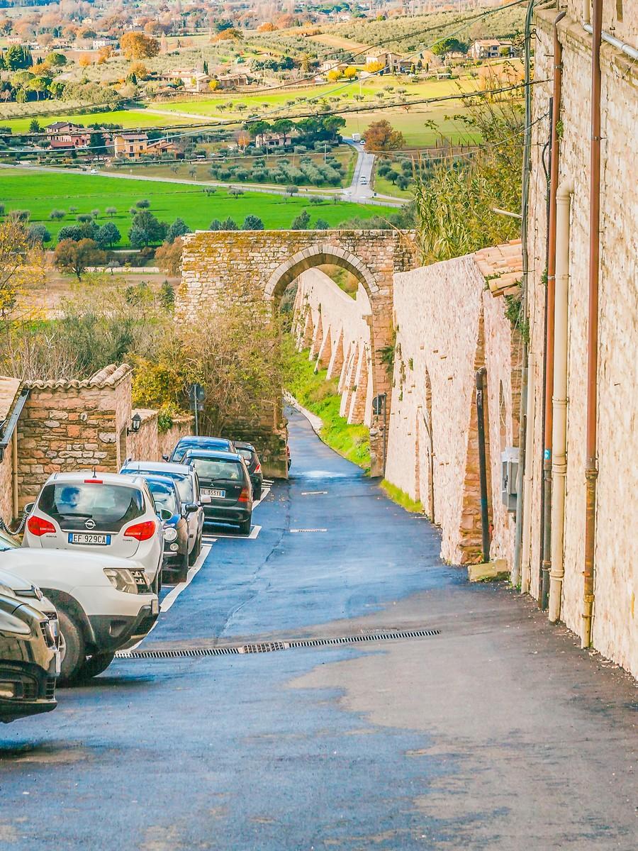 意大利阿西西(Assisi), 很有情调的小城_图1-31
