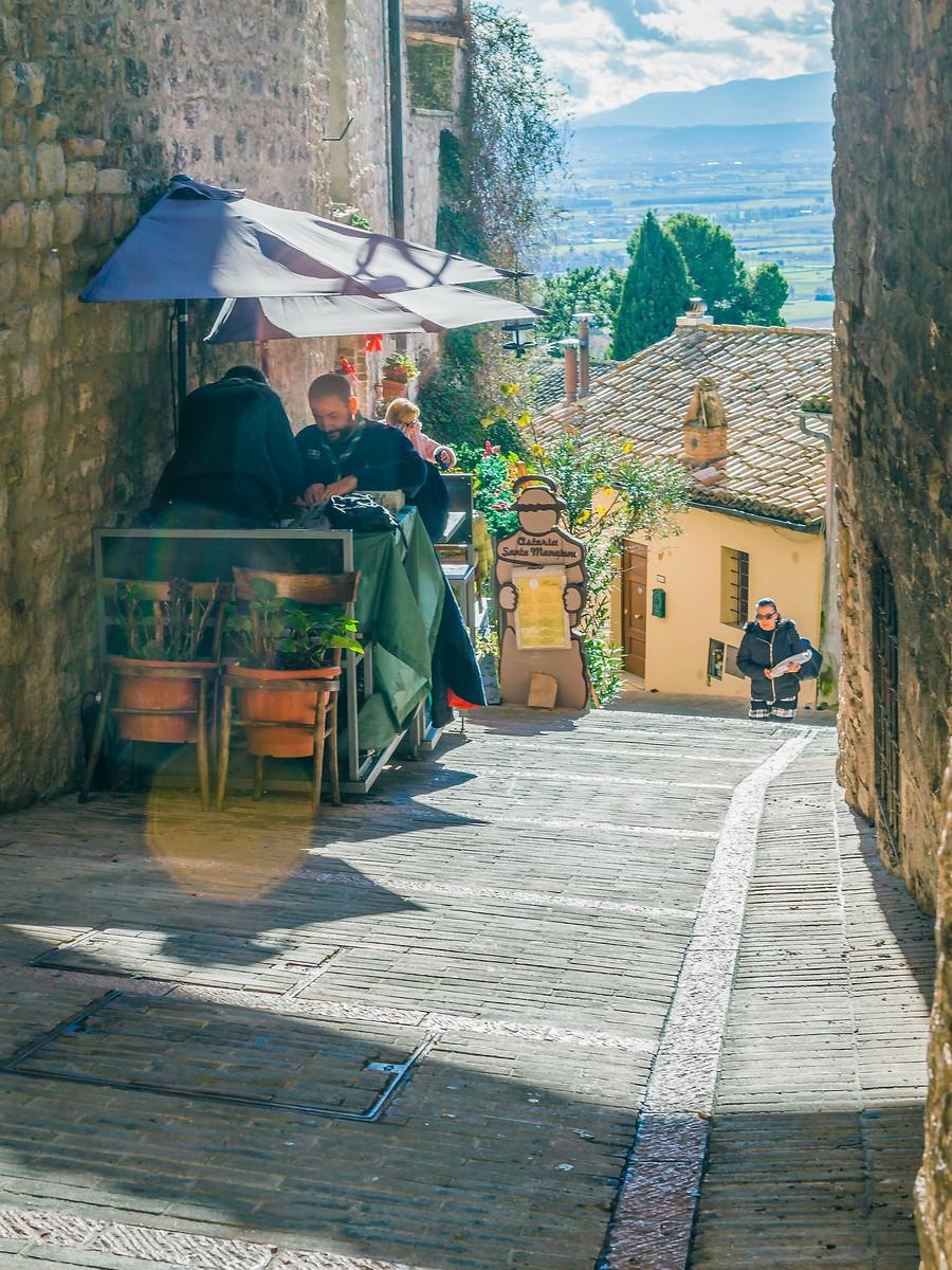 意大利阿西西(Assisi), 很有情调的小城_图1-30