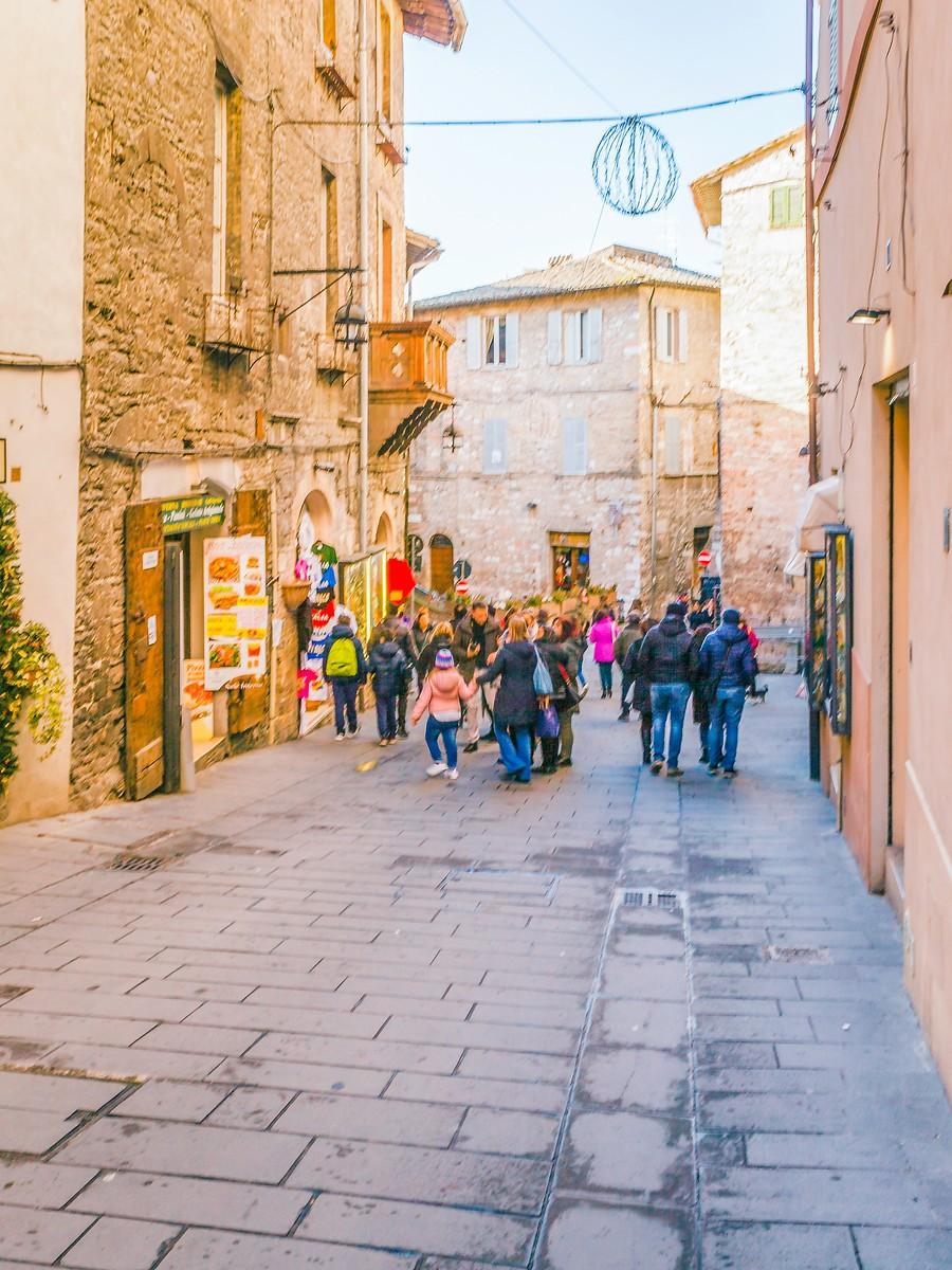 意大利阿西西(Assisi), 很有情调的小城_图1-29