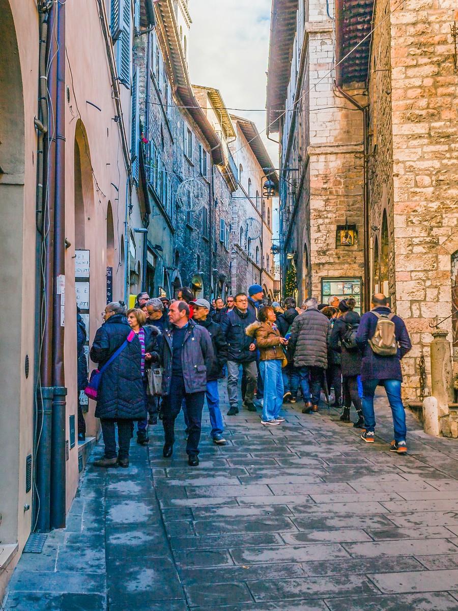 意大利阿西西(Assisi), 很有情调的小城_图1-26