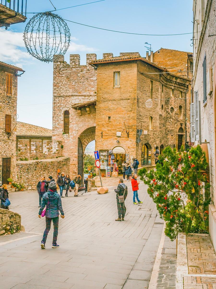 意大利阿西西(Assisi), 很有情调的小城_图1-25