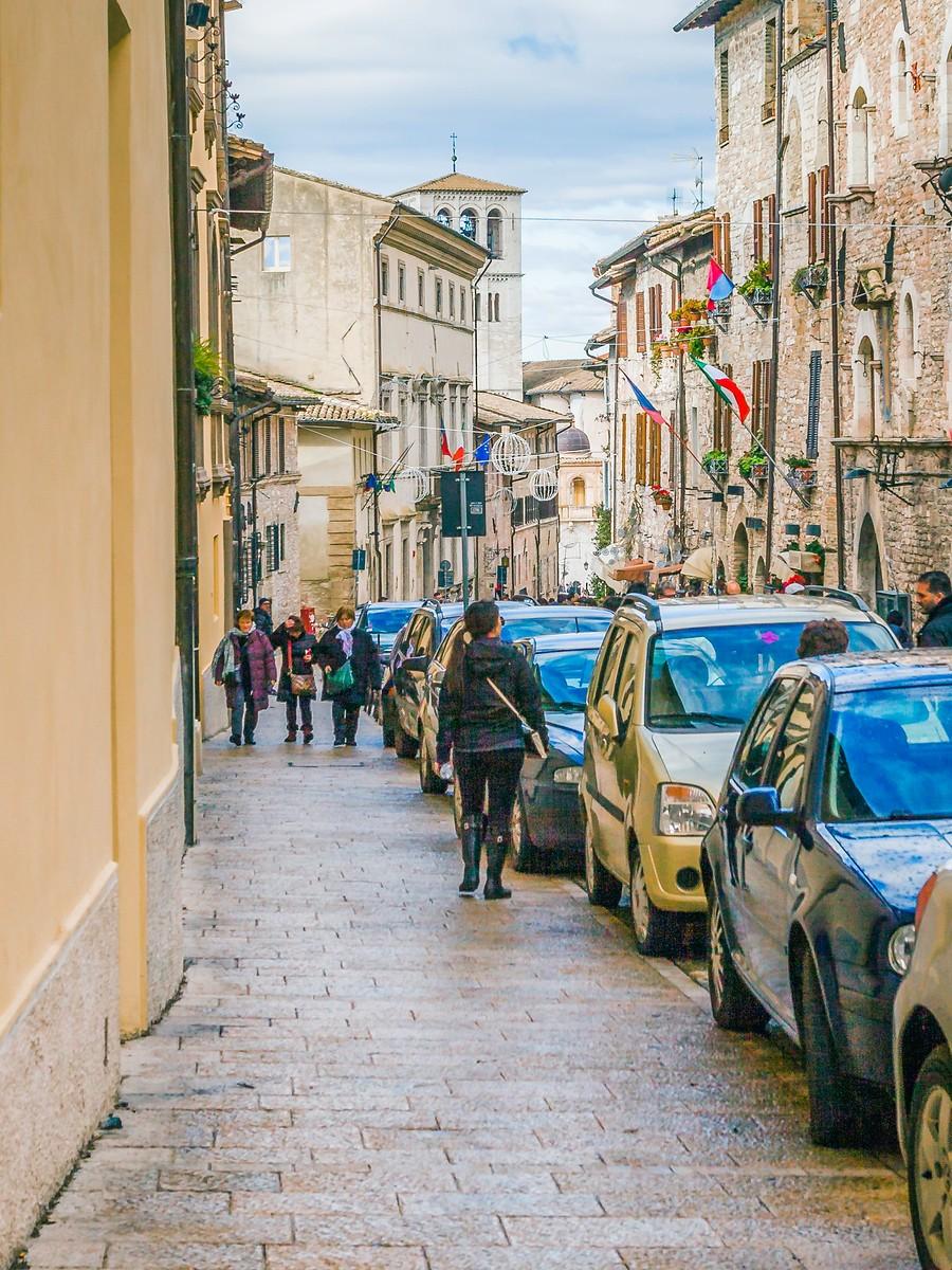 意大利阿西西(Assisi), 很有情调的小城_图1-28