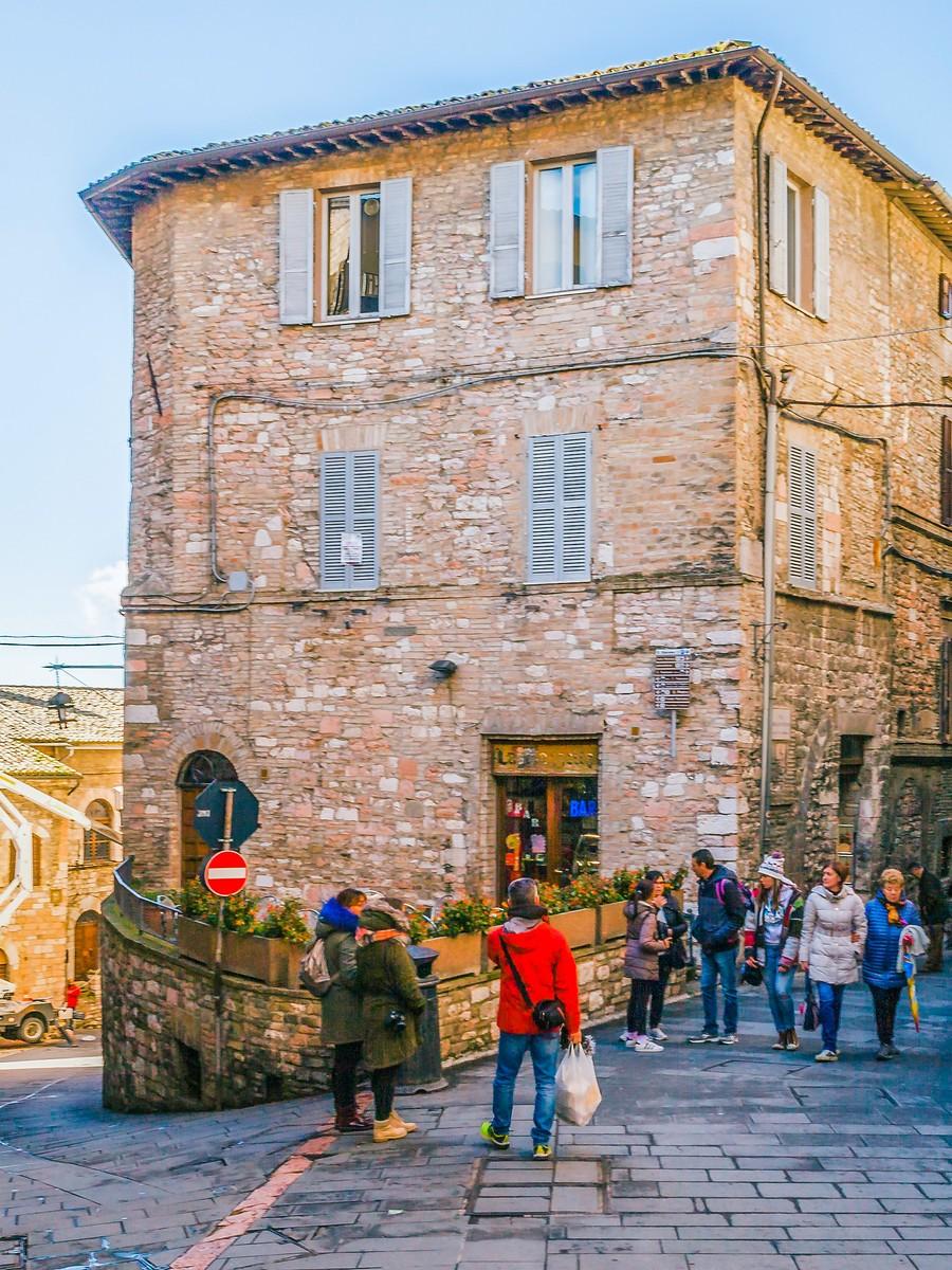 意大利阿西西(Assisi), 很有情调的小城_图1-21