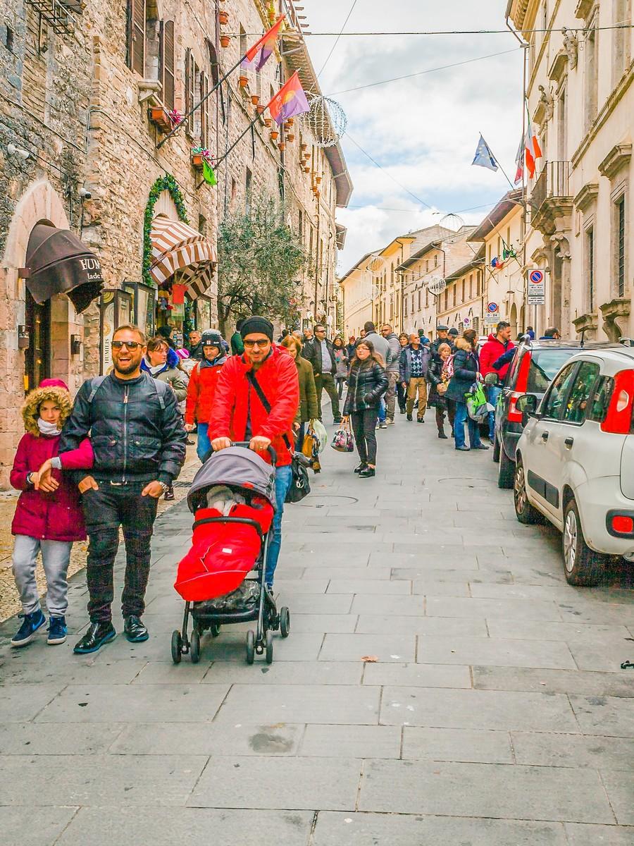 意大利阿西西(Assisi), 很有情调的小城_图1-17