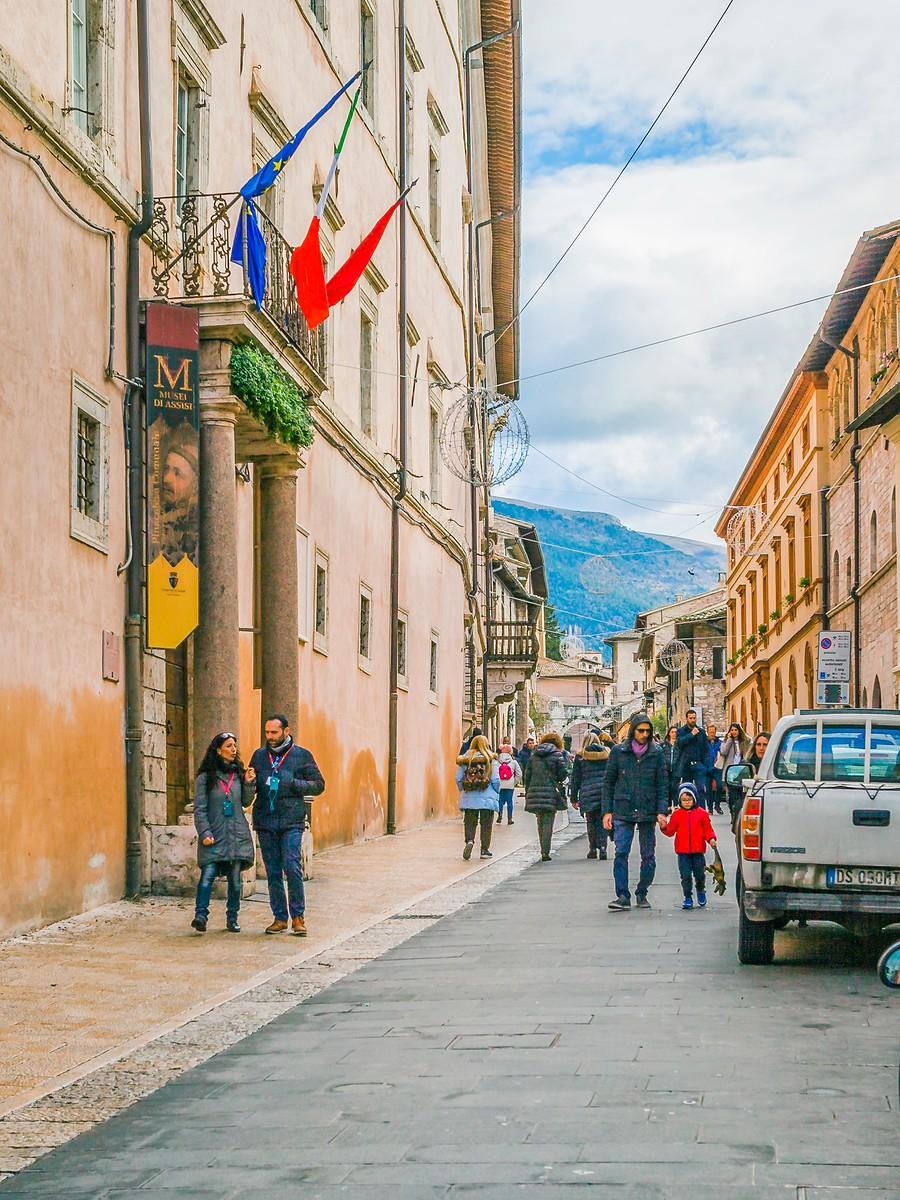 意大利阿西西(Assisi), 很有情调的小城_图1-18