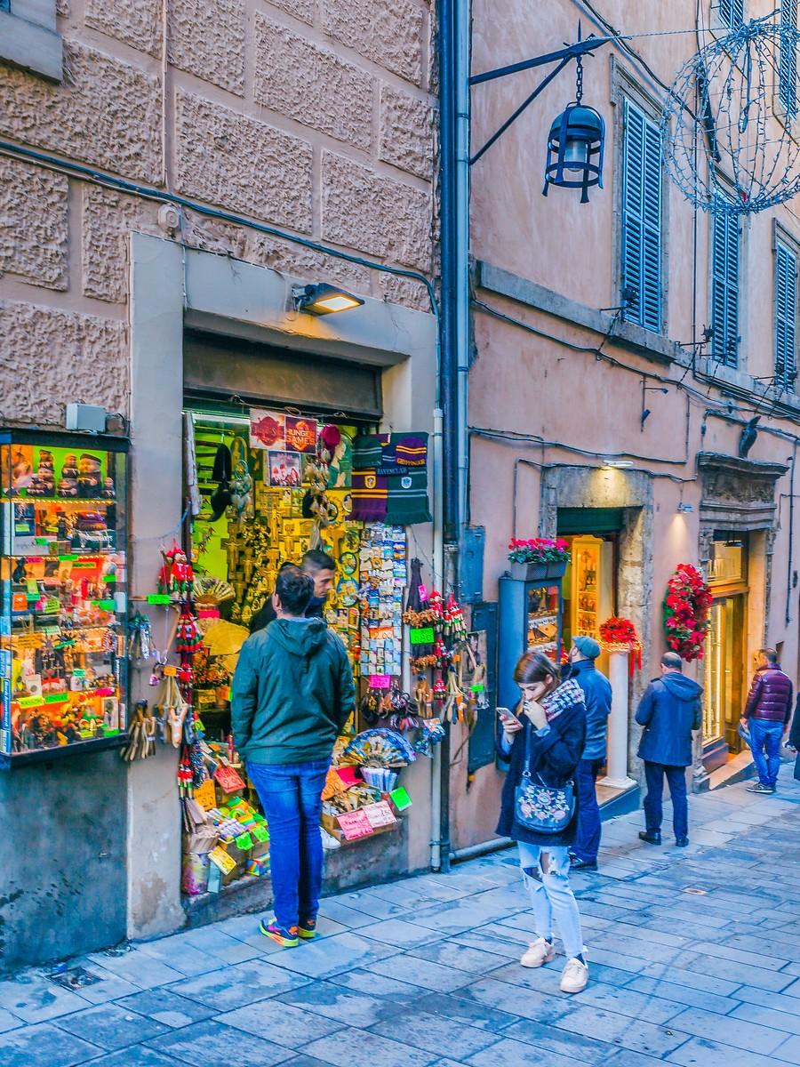 意大利阿西西(Assisi), 很有情调的小城_图1-19