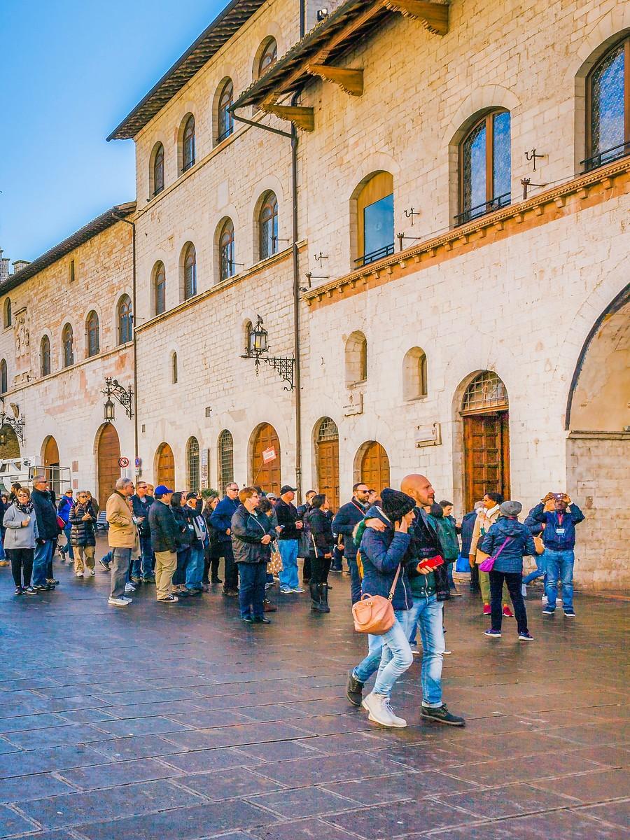 意大利阿西西(Assisi), 很有情调的小城_图1-20