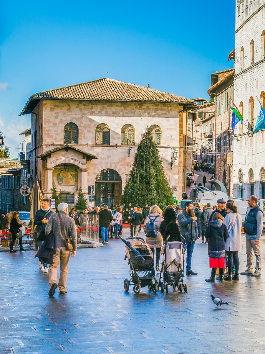 意大利阿西西(Assisi), 很有情调的小城_图1-15