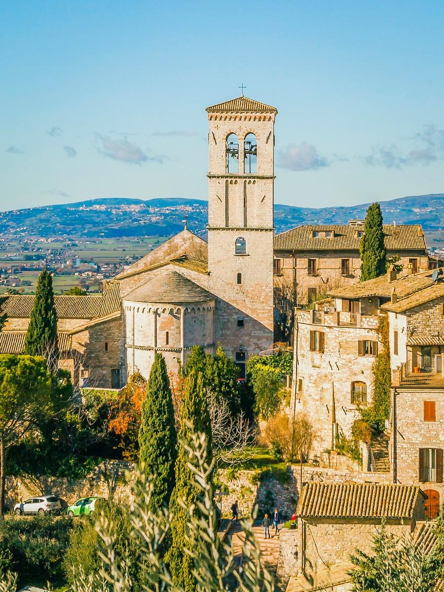 意大利阿西西(Assisi), 很有情调的小城_图1-14