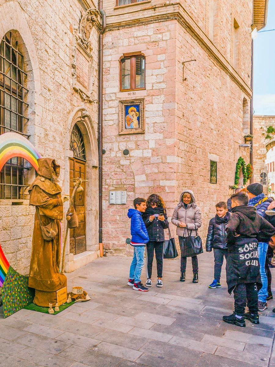 意大利阿西西(Assisi), 很有情调的小城_图1-10