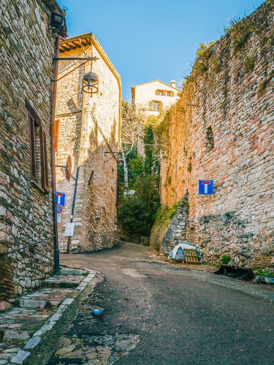 意大利阿西西(Assisi), 很有情调的小城_图1-2